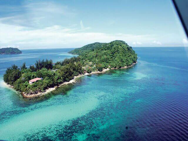 4 Pantai Tercantik Di Sabah Yang Anda Mesti Kunjungi