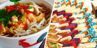 4 Makanan Popular Di Sarawak Yang Anda Mesti Cuba
