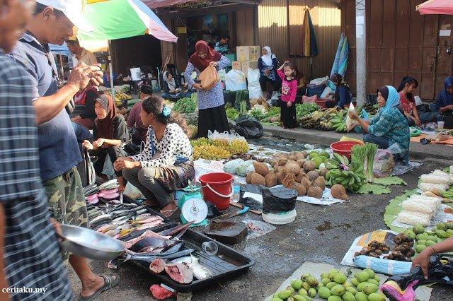 Keunikan dan TarikanTamu Pekan Kota Belud Sabah