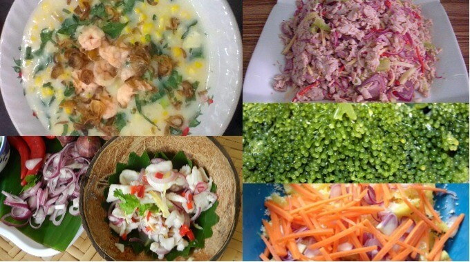 Makanan Unik yang Hanya Dijumpai di Sabah dan Sarawak