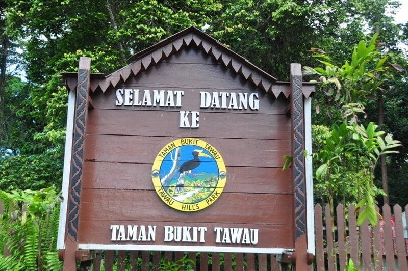Port Air Terjun Terbaik Di Sabah