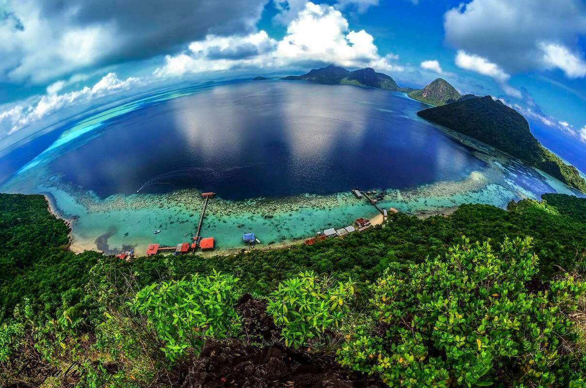 Pulau Eksotik Sabah Yang Ramai Tidak Tahu