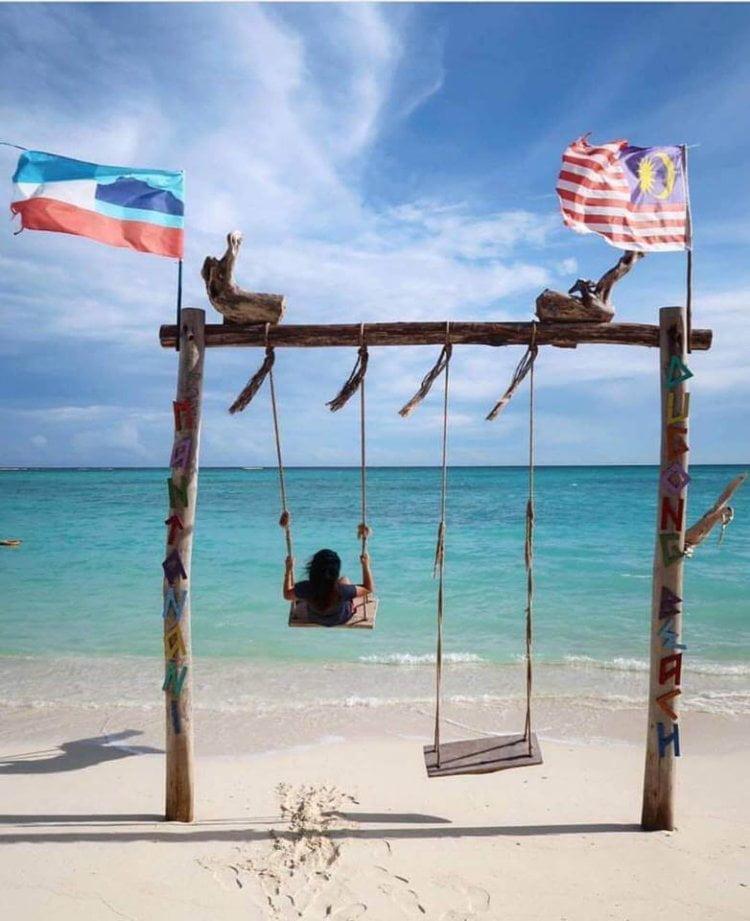 Pulau Mantanani Kota Belud, Pulau dan Pantai Yang Memukau