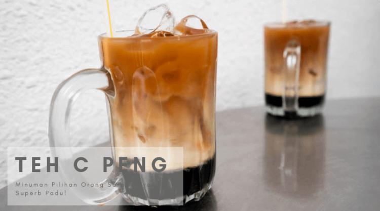 """""""Teh C """" Minuman Pilihan Orang Sarawak yang Superb Padu!"""