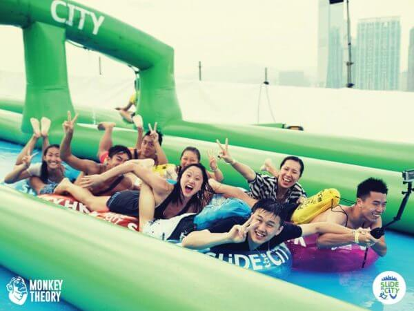 Slide the City Menyerang Miri September Ini