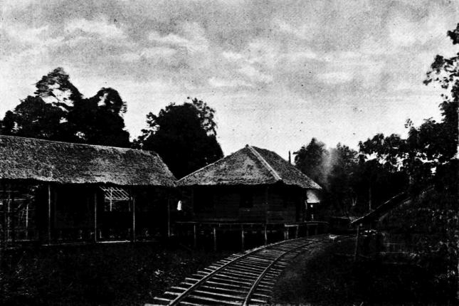 Sejarah Pembinaan Keretapi Di Sabah