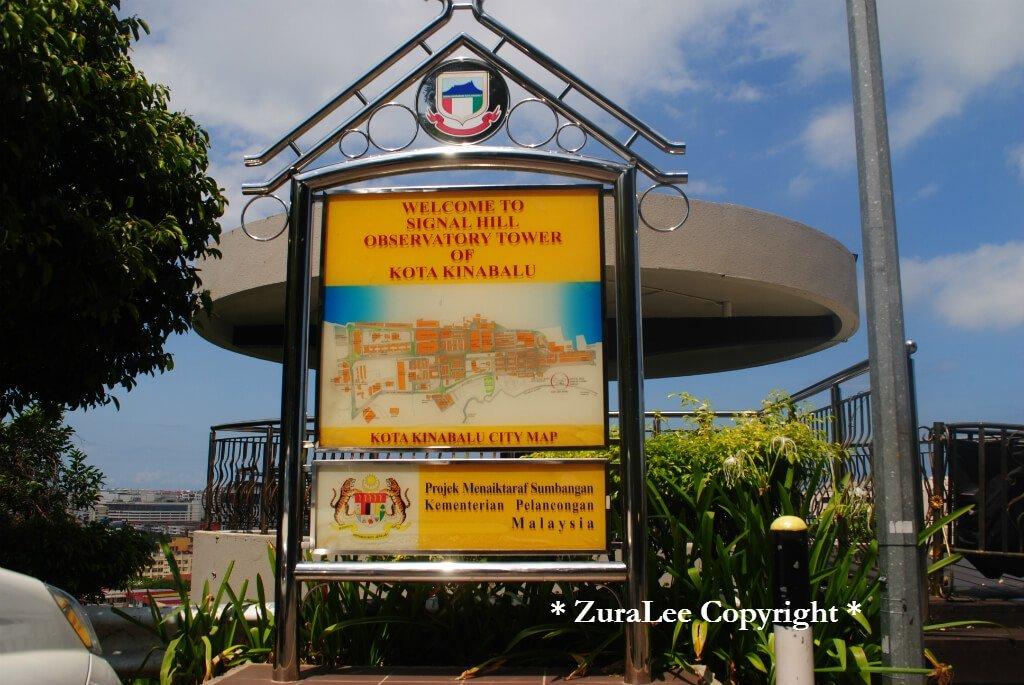 Signal Hill Kota Kinabalu