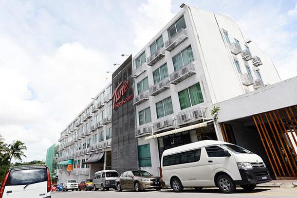 Penginapan Bajet Bawah RM150 Di Kuching