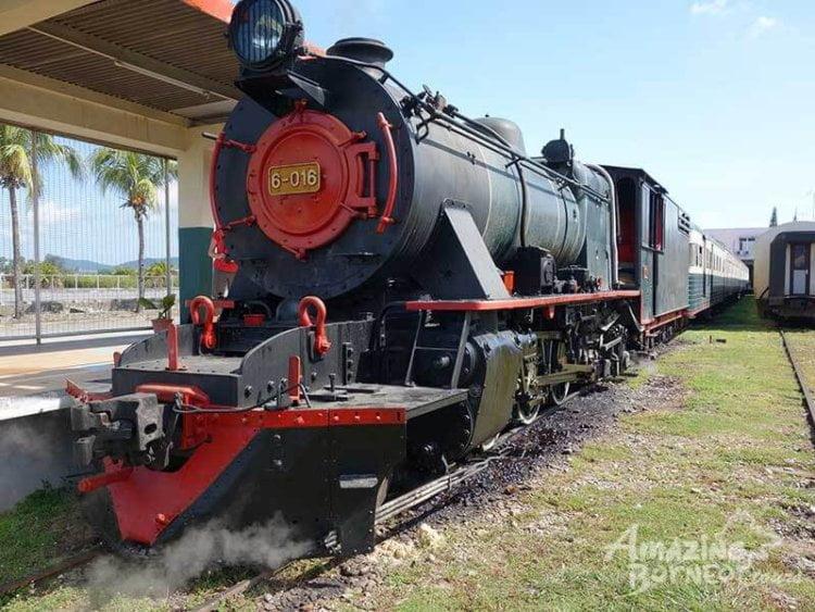 Sejarah Pembinaan Keretapi Di Sabah Yang Anda Perlu Tahu