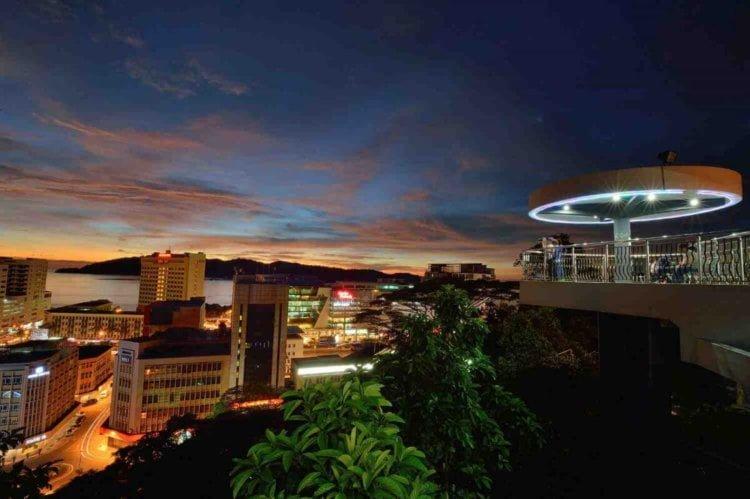 Ini Perkara Yang Menarik Mengenai Signal Hill Kota Kinabalu