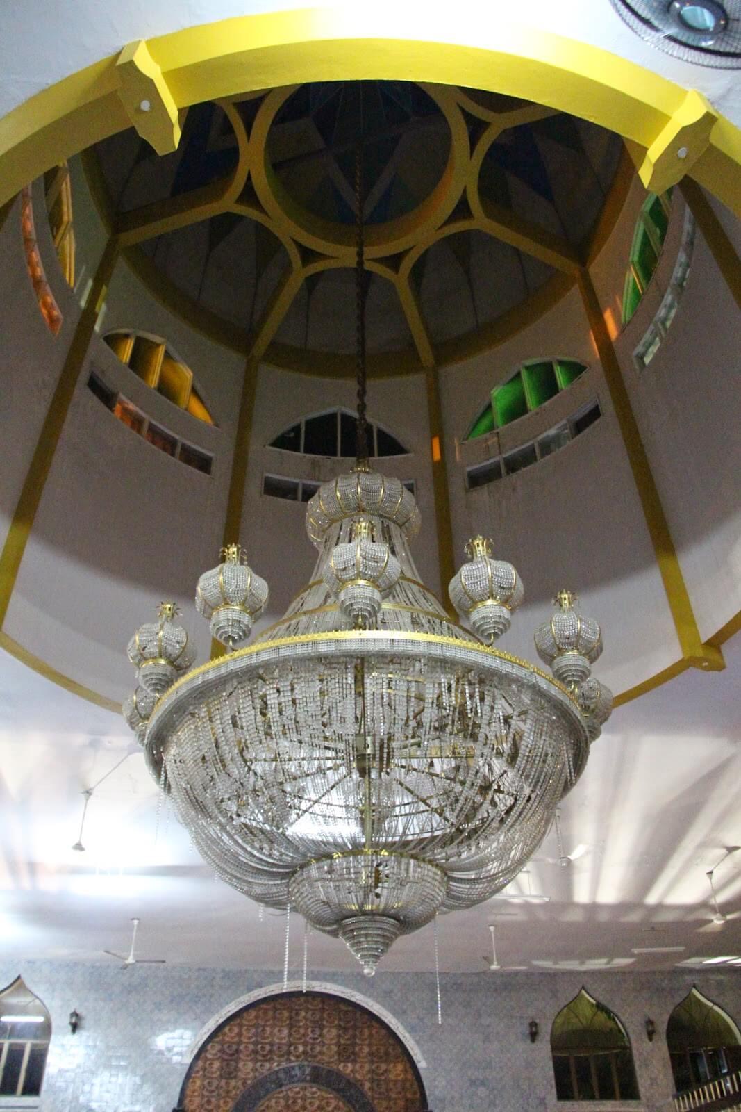 Sejarah Masjid Bandaraya Kuching