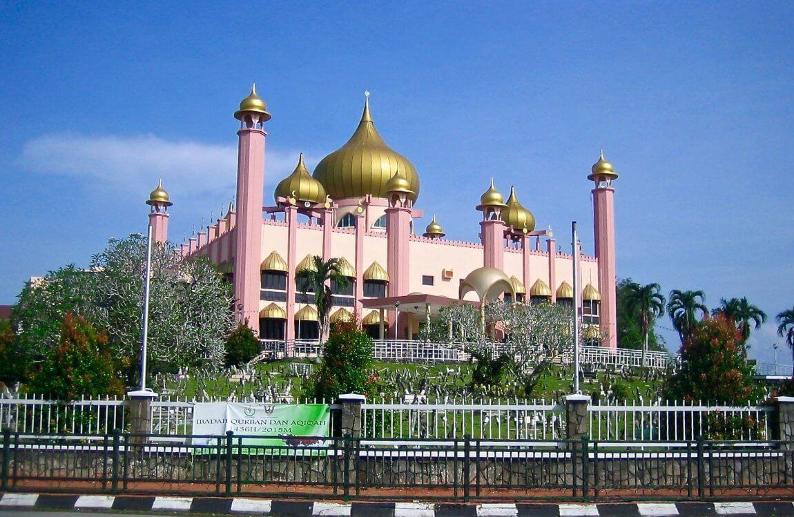 Tahukah Anda Sejarah Masjid Bahagian Kuching?