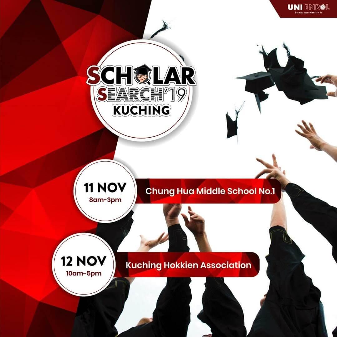Photo of Scholar Search Kembali Dengan Tawaran Biasiswa Sehingga RM10 Juta