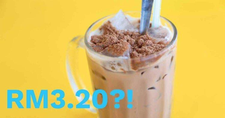 Pengusaha Cafe Di Kota Kinabalu Didenda RM30 Ribu Kerana Jual Milo Ais RM3.20