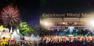 Anda Pergi Ke RWMF 2019? Rebat Eksklusif Sarawak Pay Menanti