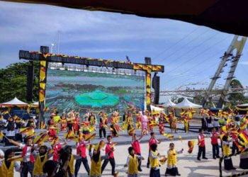 7 Acara Besar Sempena Hari Sarawak 2019 Di Bintulu