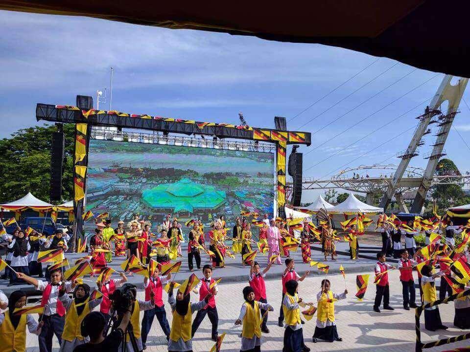 Photo of 7 Acara Besar Sempena Hari Sarawak 2019 Di Bintulu