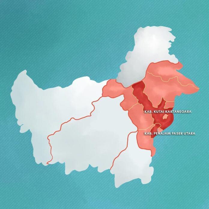 Kalimantan Timur Sah Lokasi Baharu Ibu Negara Indonesia