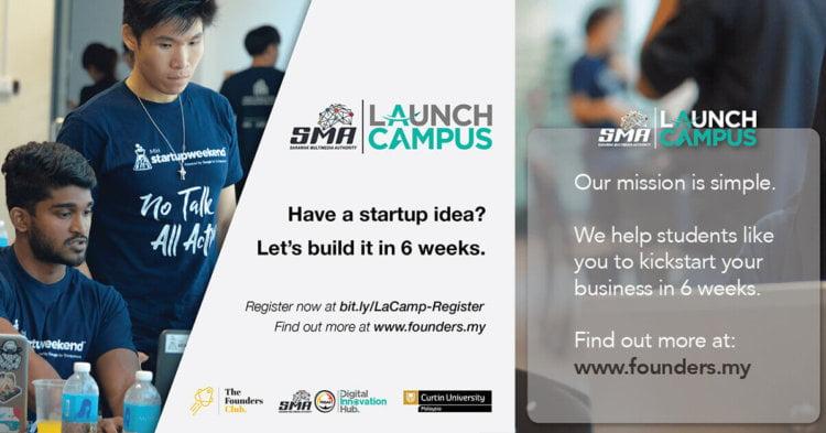 Pre-Accelerator Universiti Pertama Di Sarawak, Bantu Pelajar Untuk Lancarkan Perniagaan