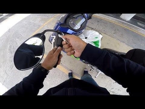 6 Modifikasi Motosikal Yang Haram Di Sisi Undang Undang