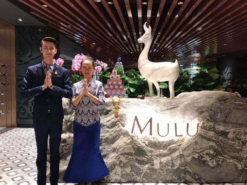 Setelah Kek Lapis Famous di UK, Kini Giliran Laksa Sarawak Laris di Beijing