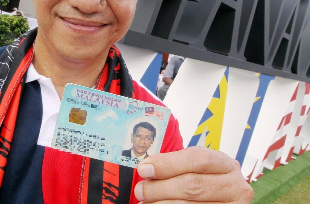 Nombor 13 Bukan Satu-Satunya Digit Tengah MyKad Sarawak. Ada Lagi Nombor Lain