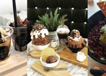 3 Kafe Ais Krim yang Anda MESTI Cuba di Kuching