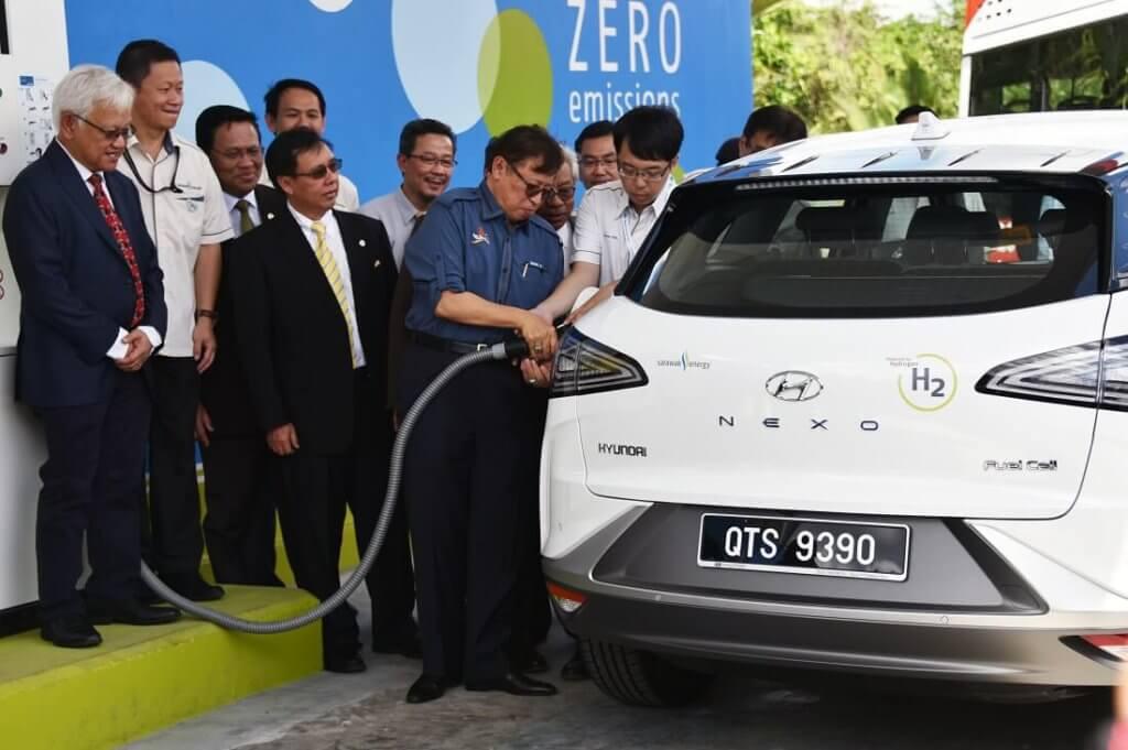 Kenali Kereta Hidrogen Hyundai Nexo, Kenderaan Rasmi CM Sarawak. Gempak Habis