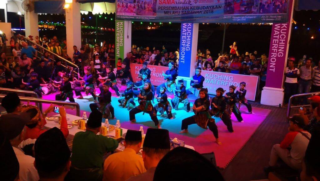 Lebih 90 Jenis Makanan Tradisi di Pesta Makanan Warisan Sarawak. Anda Mesti CUBA!