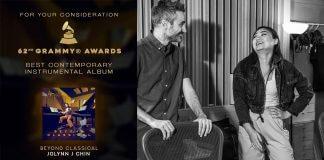 Pianis Asal Sarawak Lancar Album di Singapura, Terus Naik Level Grammy Uolls!