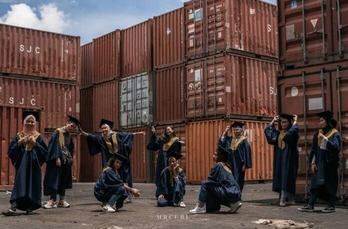 [EDISI KONVO] : Port Rare Untuk Photoshoot Konvo di Kuching