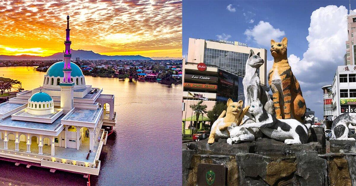 Nak Short Escaping ke Kuching? Jom Semak Itinerari Trip Bajet Ini