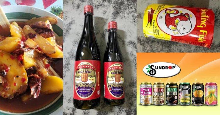 Inilah 5 Produk Legend yang Hanya Dijual di Sarawak