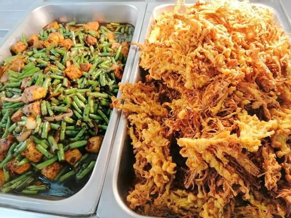 3 Port Nasi Campur Bajet, Lauk Tanpa Had Bawah RM 10 Sepinggan