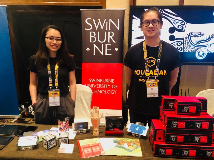 Syarikat Pemula Sarawak Rangkul Anugerah SEA Game Awards 2019