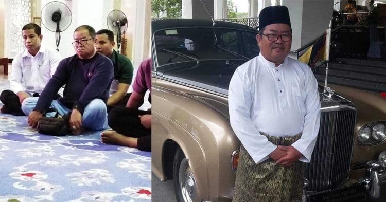 Kisah Lelaki Iban Jadi Orang Terawal Hadir Majlis Ilmu di Kuching, Siap Bantu Susun Kitab