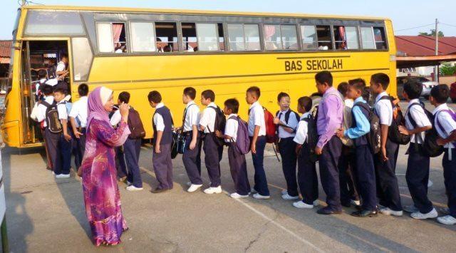 [BAJET SARAWAK 2020] Servis Bas Percuma untuk Pelajar Sekolah di Kuching Mulai 2020