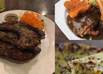 4 Kedai Makanan Western On Point di Kuching
