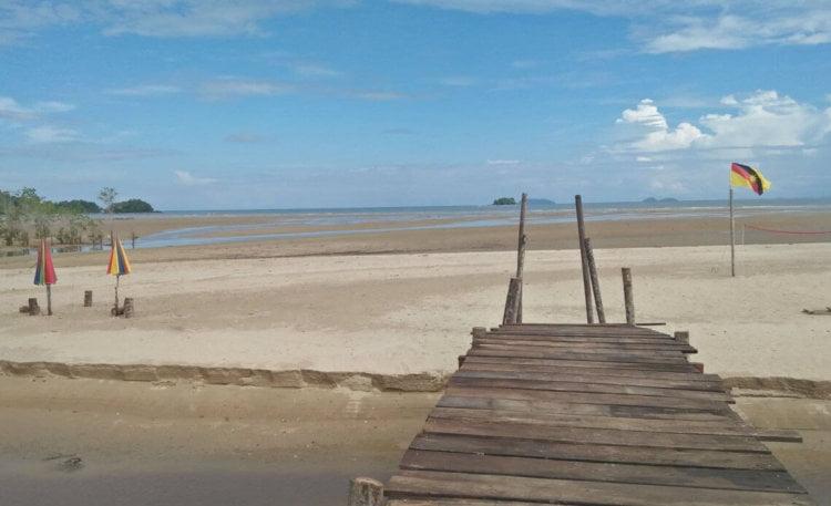 5 Pantai Menarik Di Sekitar Lundu Dan Sematan