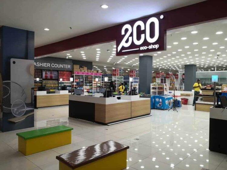 Kedai DIY Femes di Semenanjung, Eco Shop Kini Dibuka Di Matang Mall, Kuching