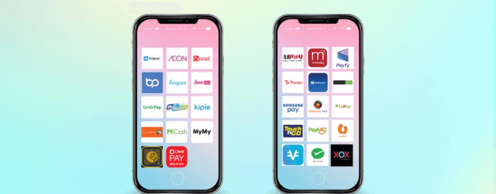 5 Aplikasi E-Wallet Yang Boleh Anda Gunakan Di Sarawak