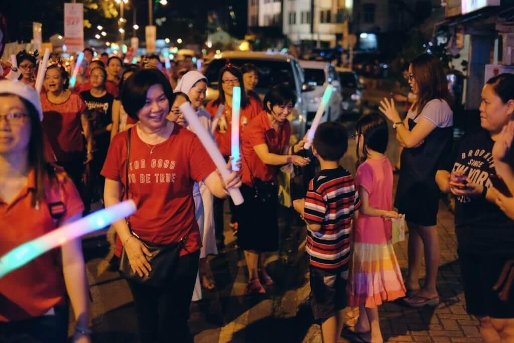 Masanya Untuk Ho Ho Ho! Sertai Perarakan Kuching Christmas Terbesar 7 Disember Ini