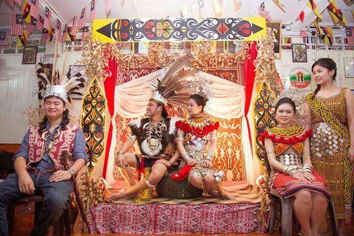 Ketahui 5 Adat Perkahwinan Unik Masyarakat di Sabah Sarawak