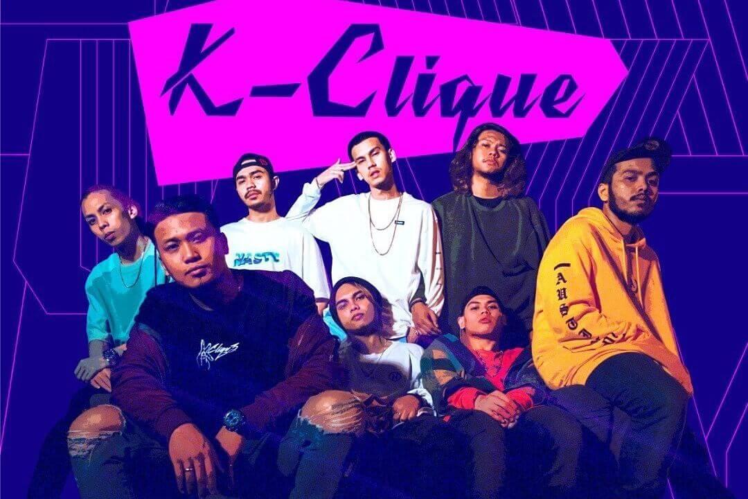 K-Clique Cipta Sejarah Artis Malaysia Dari Sabah Paling Banyak Distrim Di Spotify