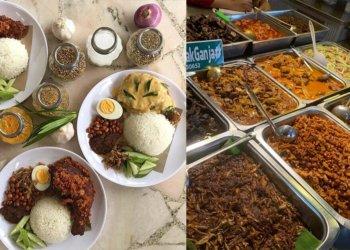 5 Nasi Lemak Yang Anda Perlu Cuba Di Kuching