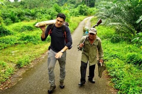Maksud Di Sebalik Tatu, Tradisi Kebanggaan Pribumi Sabah dan Sarawak