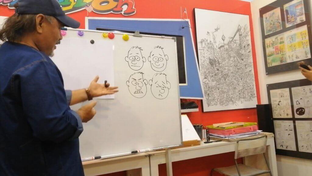 Catatan Ke Kuala Selangor Dari Kaca Mata Anak Sarawak