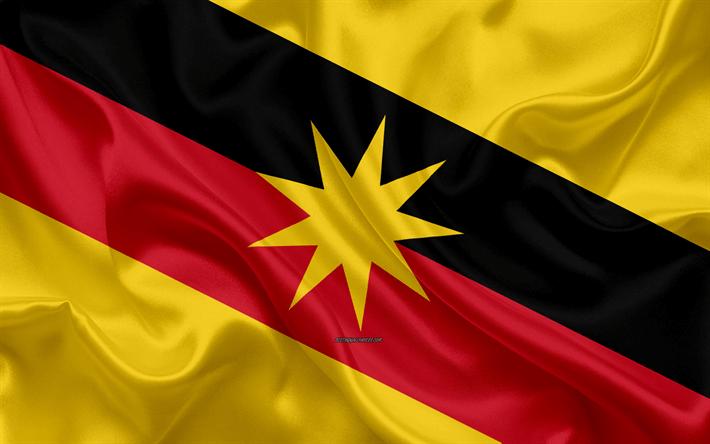 Sejarah Di Sebalik Warna Bendera Sarawak Yang Perlu Anda Tahu