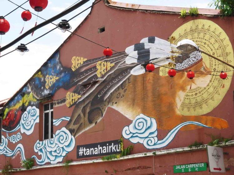 Kenali Salah Satu Jalan Yang Tertua Di Kuching