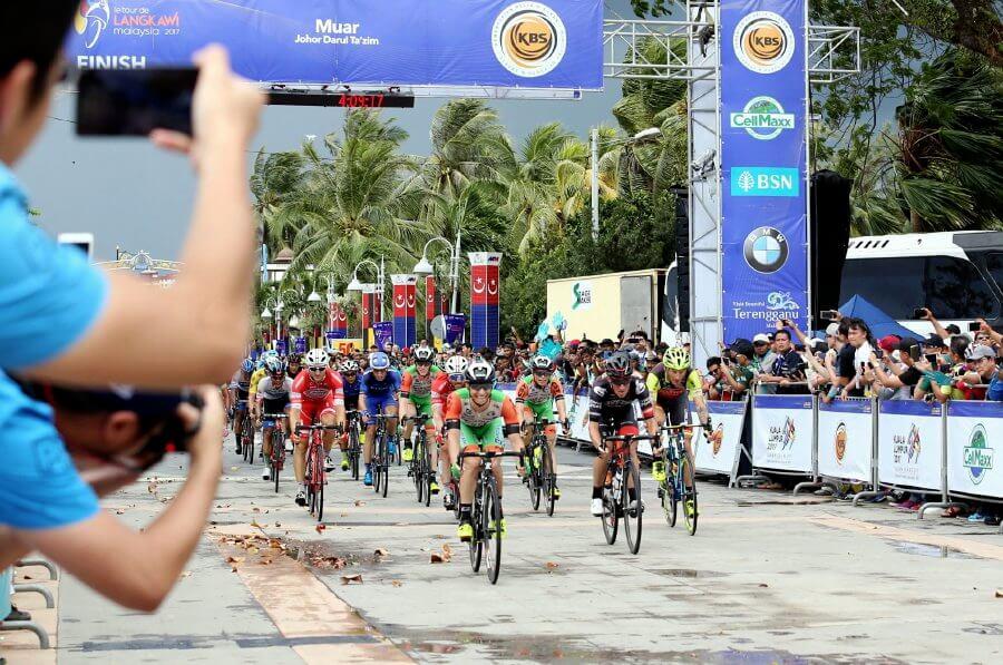 Le Tour de Langkawi Buat Comeback Di Sabah dan Sarawak Selepas 23 Tahun